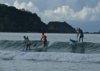 Surf Racing at Matauri Bay